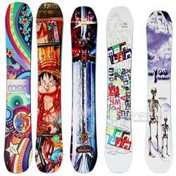 木质滑雪板工厂直销 滑雪板制作技术好图片