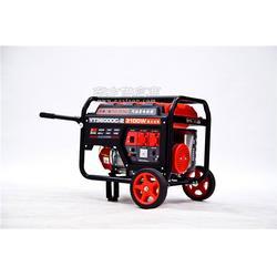 6kw汽油发电机YT7600DC-2厂家 可提供招标授权书图片