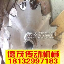 供应链轮厂家_大节距链轮_链轮齿轮加工图片