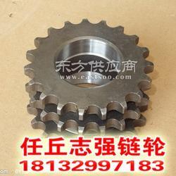 供应工业链轮_12齿链轮_双链轮图片