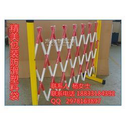 护栏 玻璃钢管式绝缘护栏 围栏护栏厂家 电力伸缩围栏A7益光图片