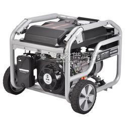EU-5500DE汽油发电机图片