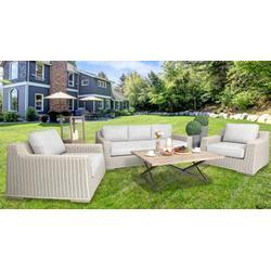 威普斯工艺品(在线咨询)南京户外家具-户外家具铸铝躺椅图片