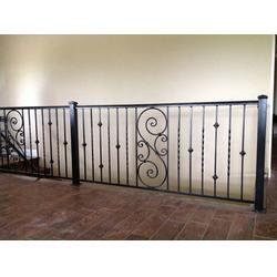 PVC围墙护栏、富增金属、PVC围墙护栏德州图片