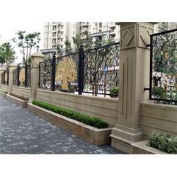 pvc围墙护栏,富增金属,pvc围墙护栏图片