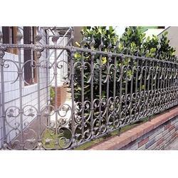 富增金属(图)、苏州庭院铁艺护栏厂家、庭院铁艺护栏图片
