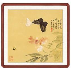 春夏秋冬瓷板画装饰,春夏秋冬瓷板画,青花瓷典科技(查看)图片