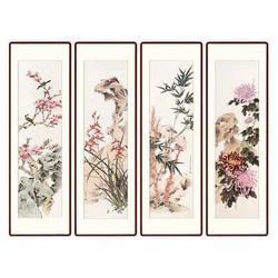 瓷板画装饰、青花瓷典科技(在线咨询)、浙江瓷板画图片