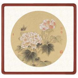 瓷板画背景墙_云南瓷板画_青花瓷典科技(查看)图片