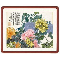 屏风瓷板画,青花瓷典科技,瓷板画图片