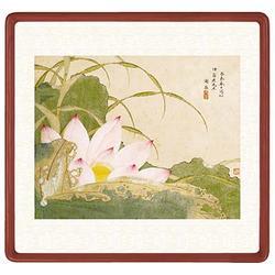 山西梅兰竹菊瓷板画_青花瓷典科技_梅兰竹菊瓷板画加盟图片