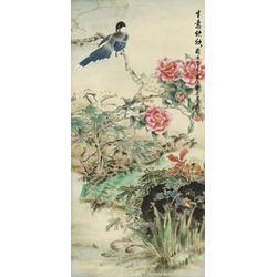 陕西陶瓷壁画,青花瓷典科技,陶瓷壁画拍卖图片