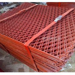 焊接角铁钢板网售价 不锈钢网报价 菱形钢笆片菱形孔脚踏网厂家现货