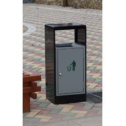 户外垃圾桶木制,绿享环卫(在线咨询),博尔塔拉蒙古户外垃圾桶图片