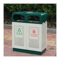 不锈钢垃圾桶定做,陇南不锈钢垃圾桶,绿享环卫(查看)图片