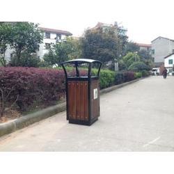 乌海钢木垃圾桶,绿享环卫(在线咨询),钢木垃圾桶厂家图片