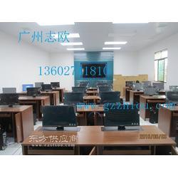 志欧智能化液晶屏升降式电脑桌厂家图片