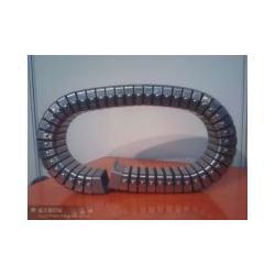 电缆塑料拖链-汇川机床配件-玉山县电缆塑料拖链图片