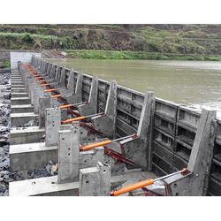 自动坝、江汇翻板闸门坚固耐用、自动坝厂家图片