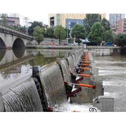 钢制自动坝方案-江汇翻板闸门坚固耐用-四川自动坝图片