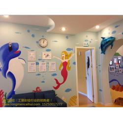 无锡幼儿园墙体彩绘 、龙门彩绘工作室、幼儿园墙体彩绘图片
