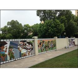 墙体涂鸦公司,张家港涂鸦,墙体彩绘选择龙门彩绘工作室图片