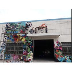 背景墙涂鸦|幼儿园墙体手绘选择苏州市金阊区龙门墙体彩绘工作室图片