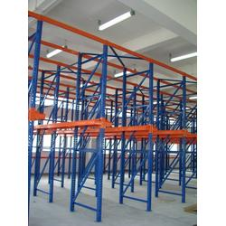 轻型货架厂、货架、无锡德安金属制品图片