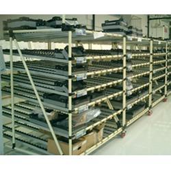 线棒货架制造_无锡德安金属制品(在线咨询)_线棒货架图片