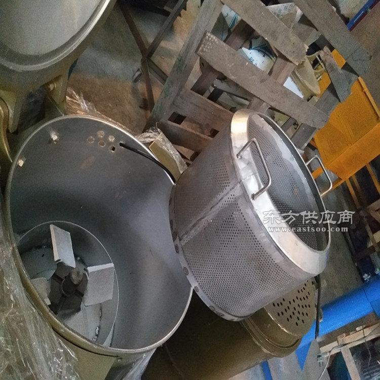 供应400型不锈钢脱油机 工业用脱油机 五金螺丝脱油机图片