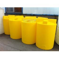 廠家直銷華社500L塑料加藥箱 塑料計量箱圖片