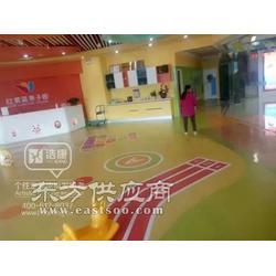 浩康_儿童塑胶_塑胶地面图片