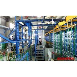 pvc电镀线-无锡热火-杭州电镀线图片