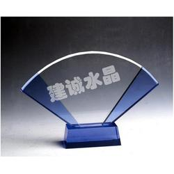 水晶奖牌-建诚水晶坚持高品质-水晶奖牌图片