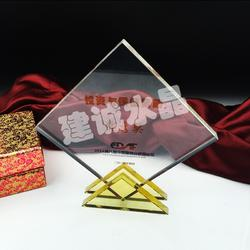 水晶纪念品、建诚水晶坚持高品质、水晶纪念品订购图片