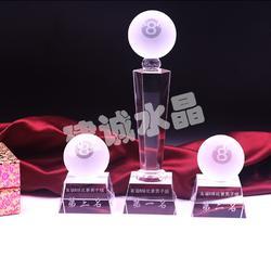 水晶奖杯,【建诚水晶】非凡大气,水晶奖杯纪念品图片