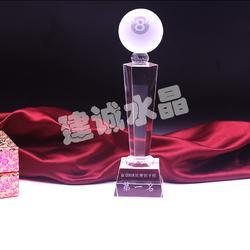 水晶奖杯制作厂家,水晶奖杯,建诚水晶品质赢口碑(查看)图片