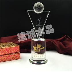 水晶奖杯制作厂家,建诚水晶(在线咨询),水晶奖杯图片