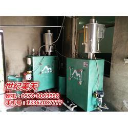 杭州燃油蒸汽发生器-燃油蒸汽发生器哪里有-世纪美天批发