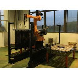 优质供应工业六轴 四轴数控焊机厂家焊接机械臂厂家图片