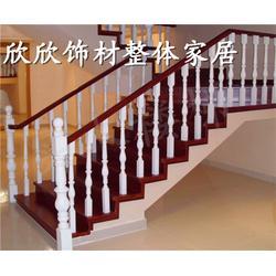 太原实木楼梯垭口,欣欣饰材,太原实木楼梯垭口图片