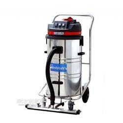 大面积地面清理IV3680伊博特工业吸尘器,厂家直销80L推吸式吸尘器,伊博实业定制图片
