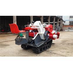 水稻收割机|中热农业机械|水稻收割机出口图片