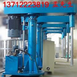液体高速分散机-分散机-环鑫升降分散机供应(多图)图片