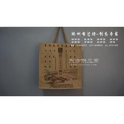 环保袋复古经典麻布袋定做 手提麻布广告袋加工定做厂家图片