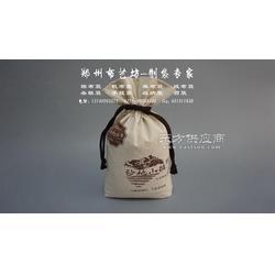 供应礼品袋复古款帆布大米袋设计定制厂家 优质棉布大米袋定做报价图片