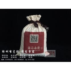 帆布农家小米包装袋 帆布大米袋 大米包装袋定做厂家图片