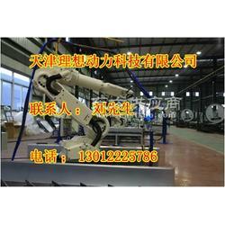 abb焊接机器人工厂,自动焊接机器人图片