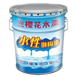 樱花水漆水性钢构漆代理商 苏州康大