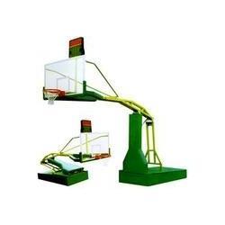 比赛用高级篮球架_比赛用高级篮球架多少钱图片